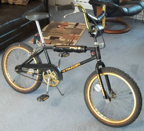 huffy panther bmx bicycle