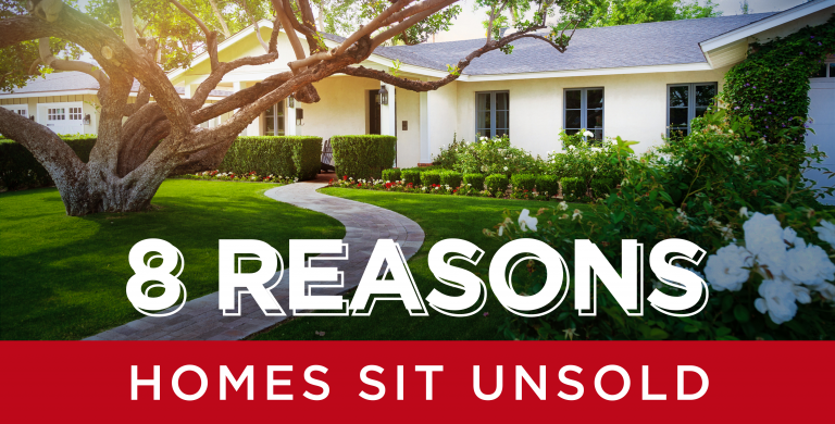 Read more about the article 8 Reasons Homes Sit Unsold