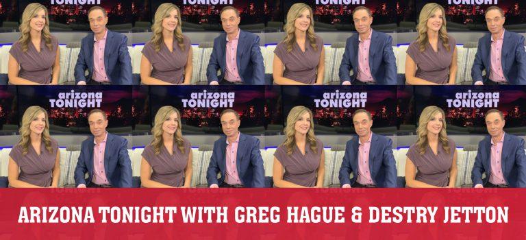 Arizona Tonight with Greg Hague
