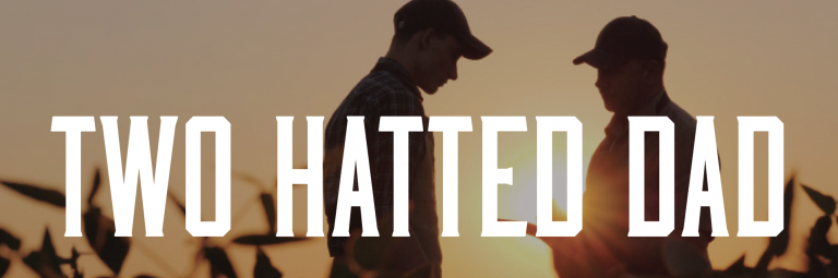 Read more about the article Two Hatted Dad