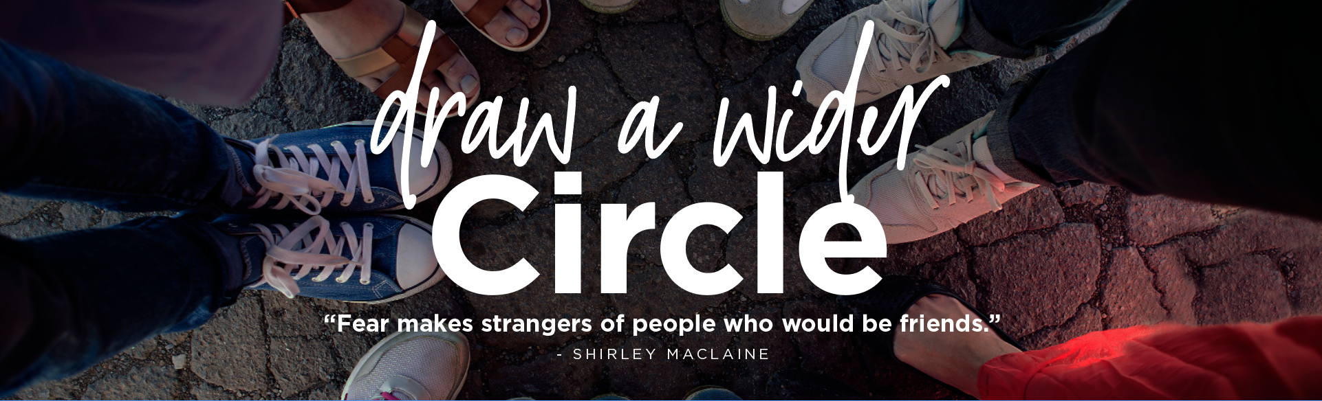 You are currently viewing Draw A Wider Circle