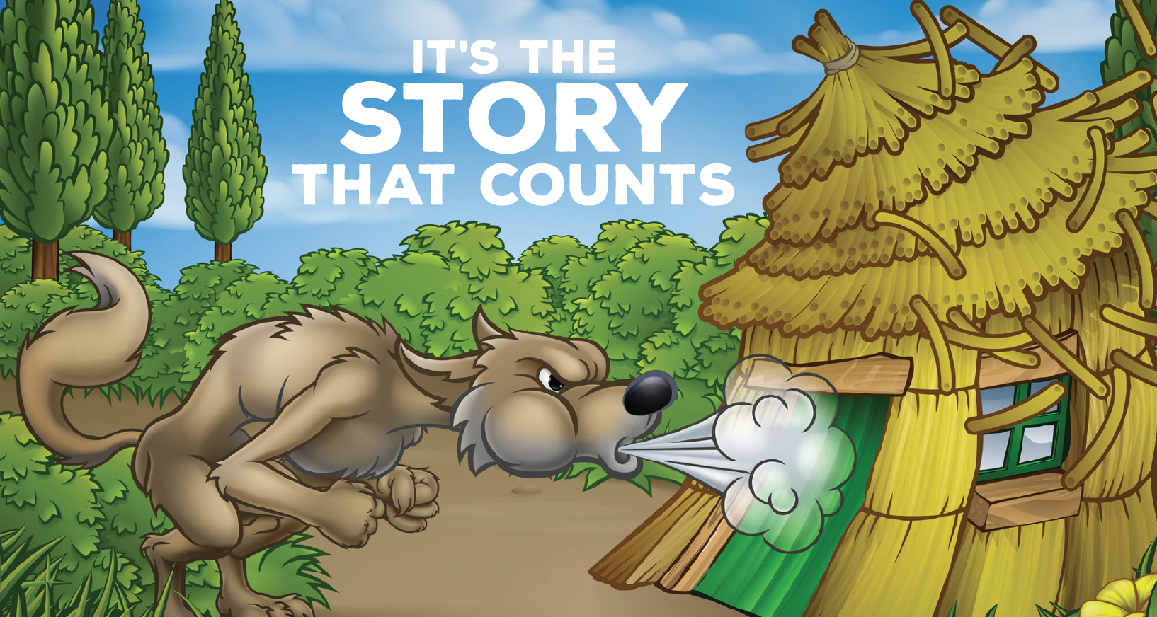 You are currently viewing It's The Story That Counts