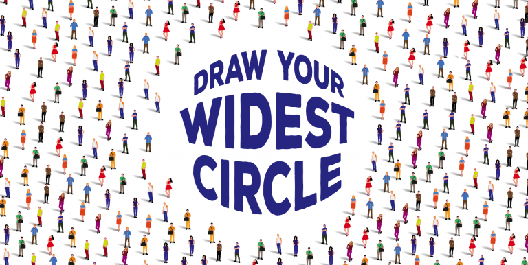 Read more about the article Draw Your Widest Circle
