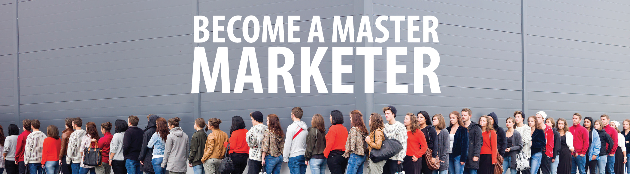 You are currently viewing Become A Master Marketer